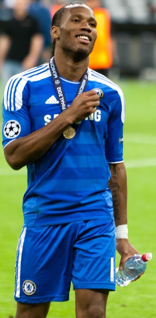 Didier Drogba 2004–2012 #ChelseaFC