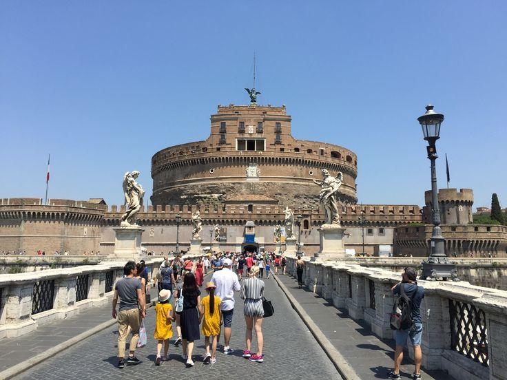 Castello Sant'Angelo. Roma