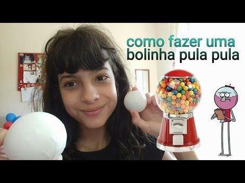 Como Fazer De Borracha Brinquedos Bola Do Arco-Íris Espumante Para Crianças Princesa - YouTube