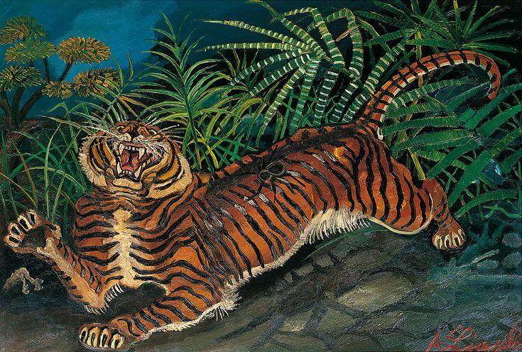 Quanto valgono i quadri di Antonio Ligabue | Stile Arte