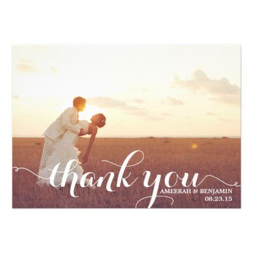 How do I print custom thank you cards online?