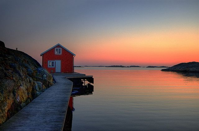 Sweden, Seaside