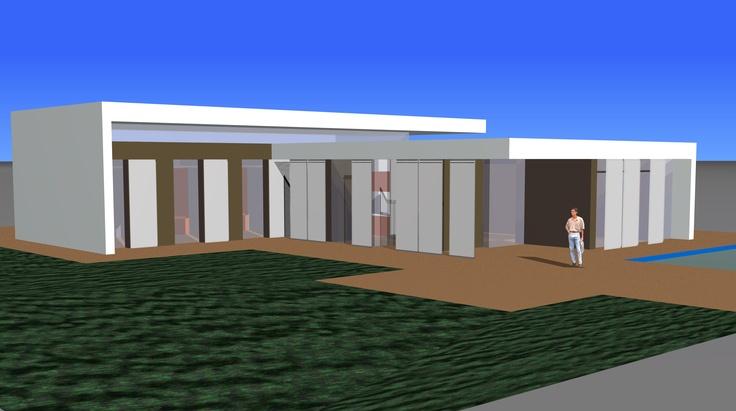 Edificios contemporaneo exterior dibujos fachada for Exterior edificios
