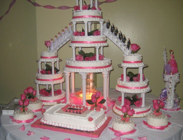 20 best Daniela 15th images on Pinterest Quinceanera cakes