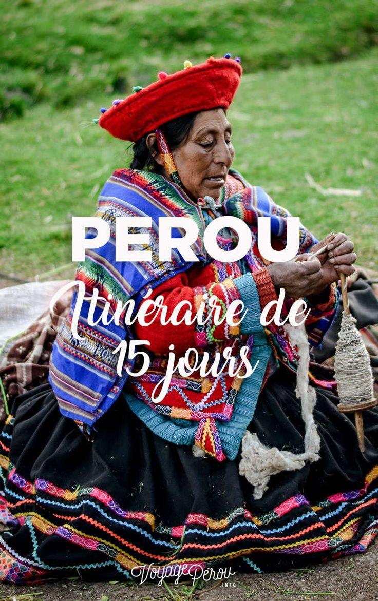 Que faire en 15 jours au Pérou? Pas facile de faire des choix avec autant de destinations et si peu de temps. Voici notre 2e suggestion d'itinéraire de 15 jours au Pérou pour les amateurs de civilisations précolombiennes, d'archéologie et d'histoire!