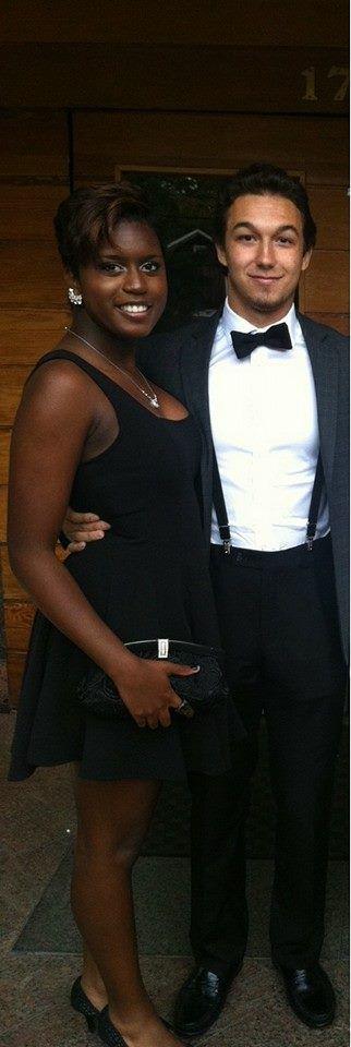 Ebony and Ivory || #bwwm #wmbw