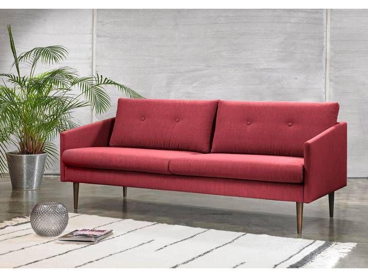 Kragelund 3 Sitzer Sofa Anton Rot Outdoor Furniture Home Decor Outdoor Decor