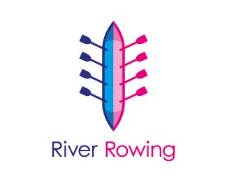 Logo Design - River Rowing