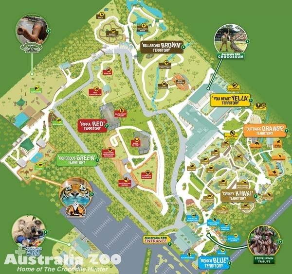 Australia Zoo :)