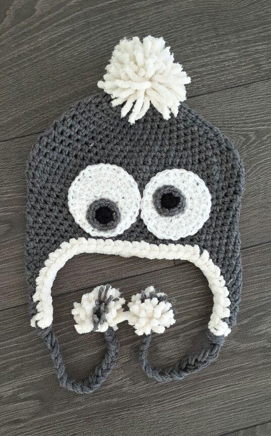 Crazy eye hat For Sale!!