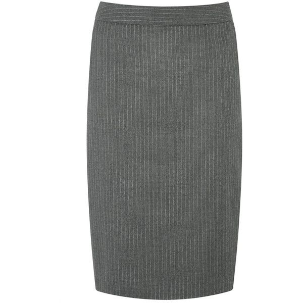 the 25 best grey pencil skirt ideas on