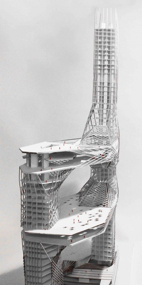 Wouldn't this be a dream if you'd have designed it yourself? Architecture / dream / model / parametric / design