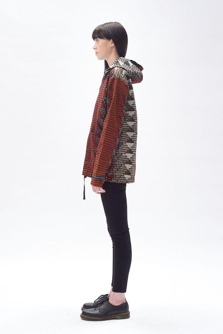 Hooded Parka - Prayer Mat Well Made Clothes