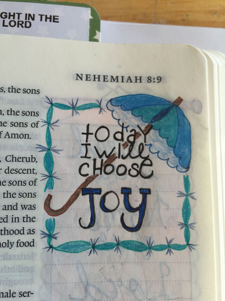 #nehemiah #bible journaling