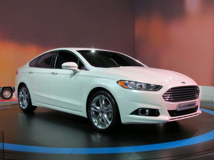Ford Mondeo IV Sedan 1.5 TDCi (120 Hp) #cars #car #ford #mondeo #fuelconsumption
