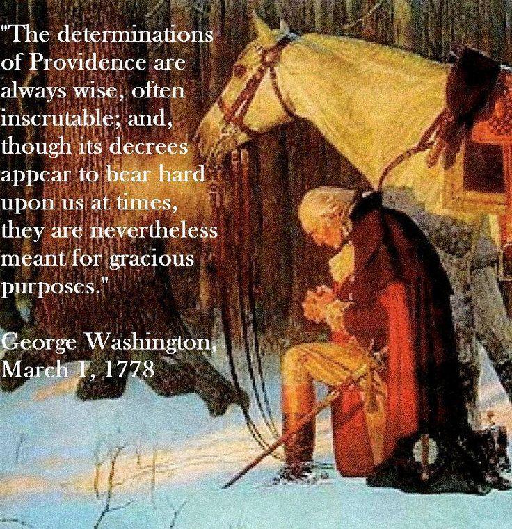 george washington essays