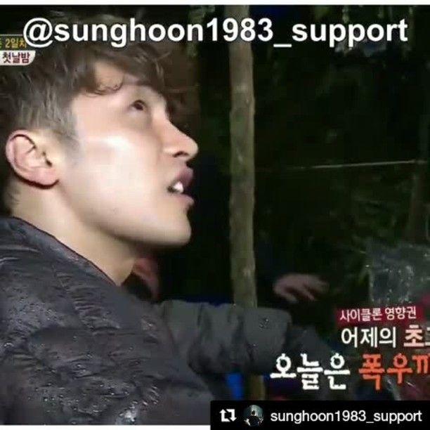 21 個讚,1 則留言 - Instagram 上的 Debbie Moh(@debbie_moh):「 #Repost @sunghoon1983_support ・・・ [ EP267 clip 1 ] #SUNGHOON #SBS  program <Jungle's Law Wild New… 」