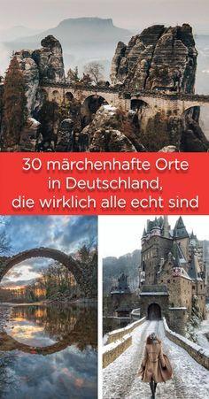 30 märchenhafte Orte in Deutschland, die wirklich alle echt sind