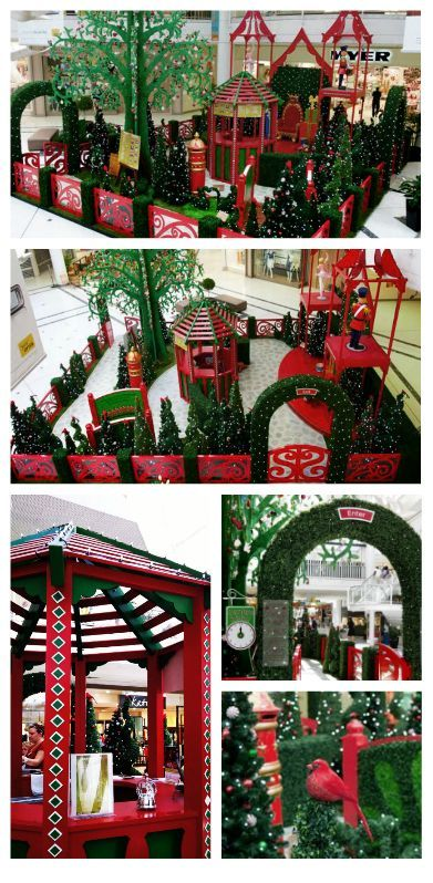 Charlestown Square Shopping Centre Christmas Decoration