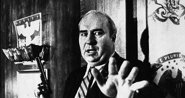 """R. Budd Dwyer And The Death Of An """"Honest Man"""" - http://all-that-is-interesting.com/r-budd-dwyer?utm_source=Pinterest&utm_medium=social&utm_campaign=twitter_snap"""