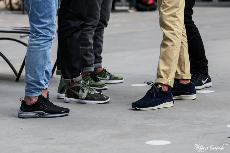 Air Presto With Jeans