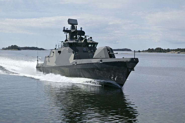 Finland: Hamina class missile boat