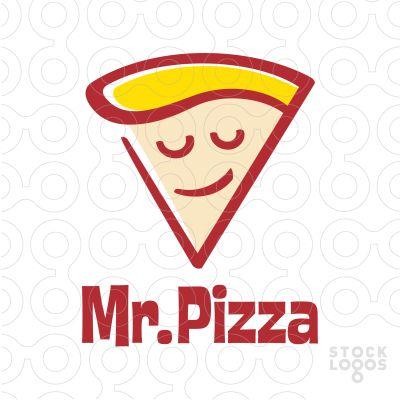 ®Mr.Pizza® #logo #idea