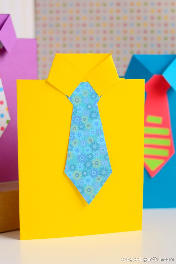How To Make A Father S Day Shirt Card Template Included Kids Fathers Day Crafts Fathers Day Crafts Fathers Day Art