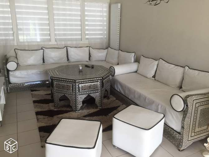 salon marocain ameublement h rault deco orientale pinterest salons. Black Bedroom Furniture Sets. Home Design Ideas