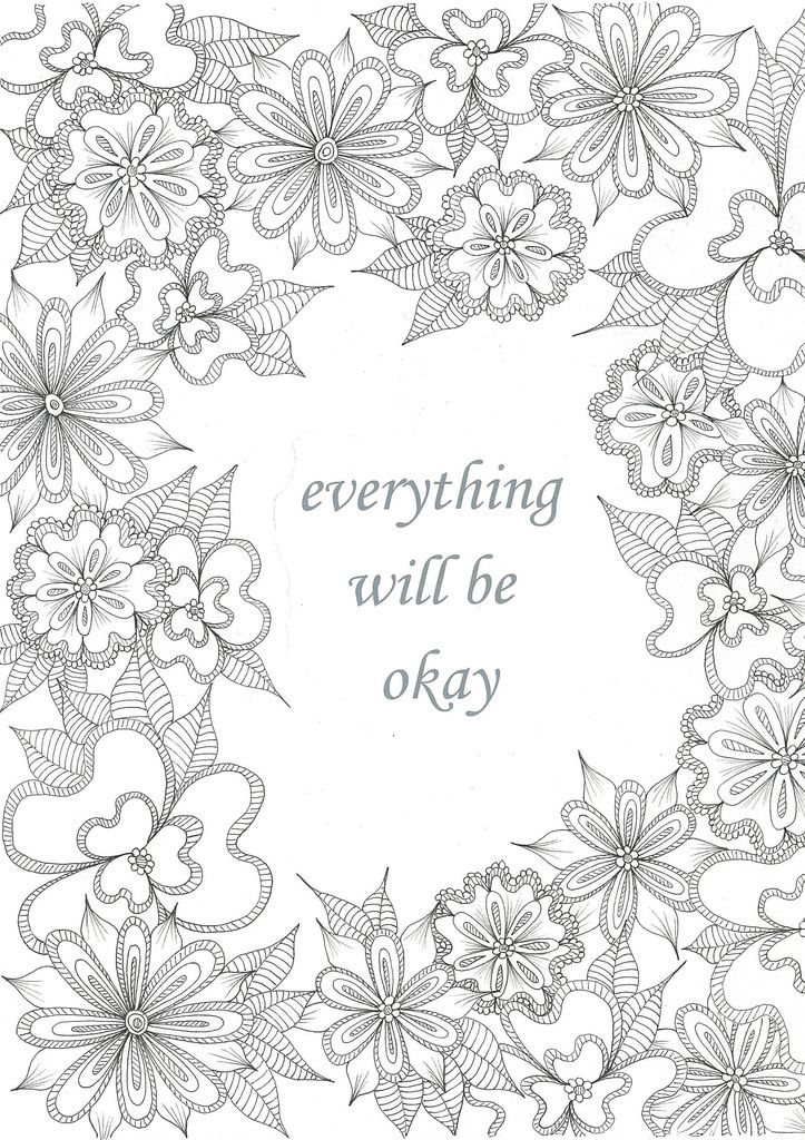 free printable coloring page! | beautythatmoves.typepad.com/… | Flickr - Photo Sharing!