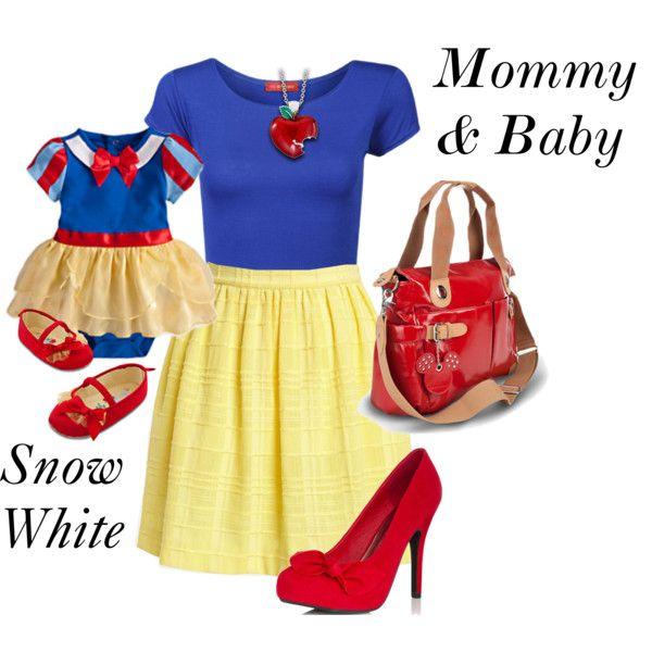 Mommy & Baby: Snow White