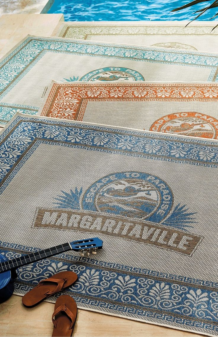 Margaritaville Is Just A Step Away With Our Exclusive Logo