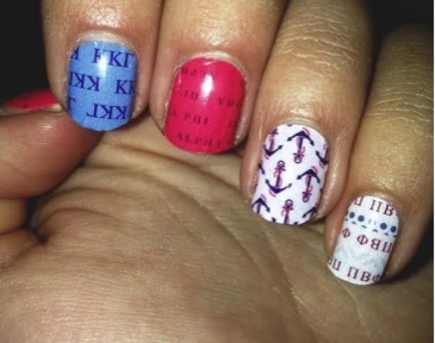 Jamberry's sorority nail art is featured on the Penn State University page! Get yours here ---> http://marcyturner.jamberrynails.net/home/products.aspx?id=1093