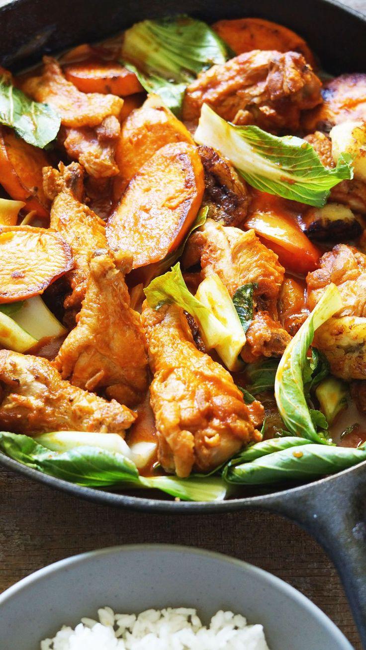 12 Best Filipino Dishes Images By Marie Vivar On Pinterest Makaroni Rasa Banana Taro Pochero