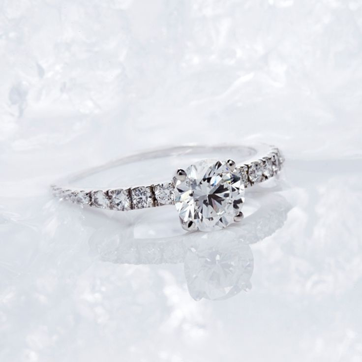 Did you know … CanadaMark does not permit any usage of treatments to change the original crystal. The color of our diamonds are 100% natural. #InTheDetails