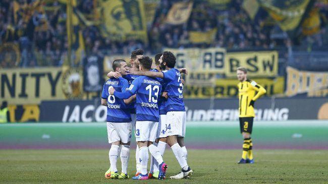 Tuchel Sebut Dortmund Pantas Takluk   Berita Bola Terbaru