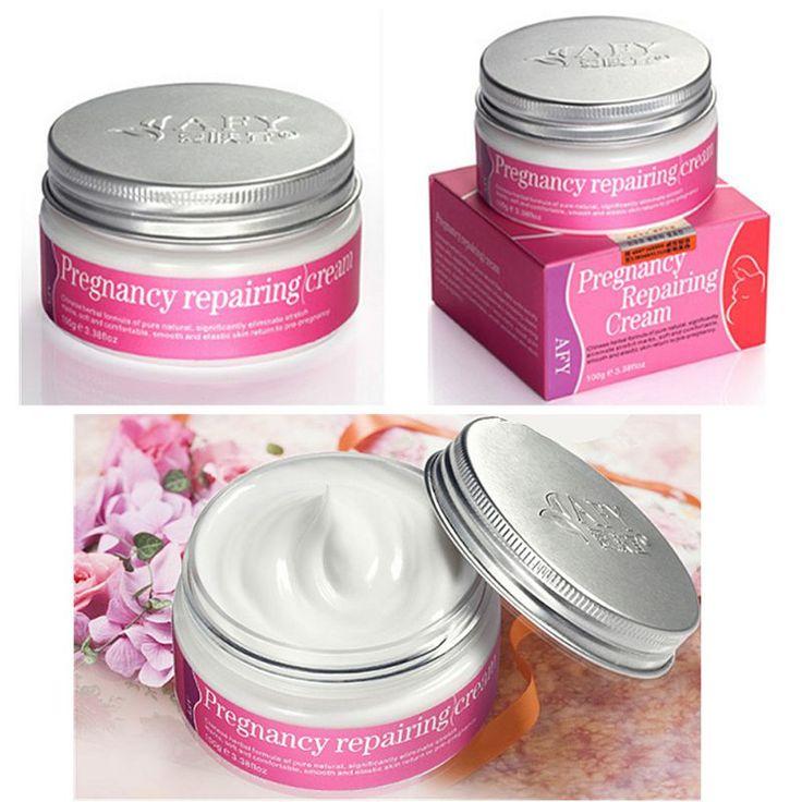 New AFY No Side Effects Pregnancy Repair Cream Stretch Mark Remover Maternity Relieve Fat Grain Skin Care