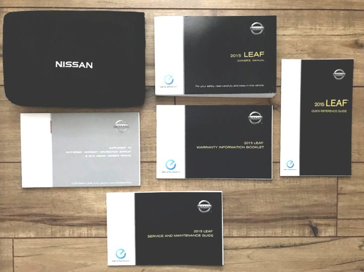 awesome Amazing 2015 Nissan Leaf Owners Manual 2018 Check more at http://24carshop.com/cars-gallery/amazing-2015-nissan-leaf-owners-manual-2018/