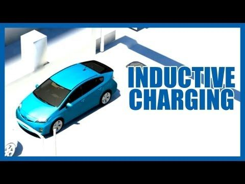Inductive Charging | Fully Charged - YouTube