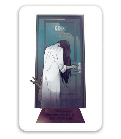 Artwork by Samantha Asri - Watermark Illustration.
