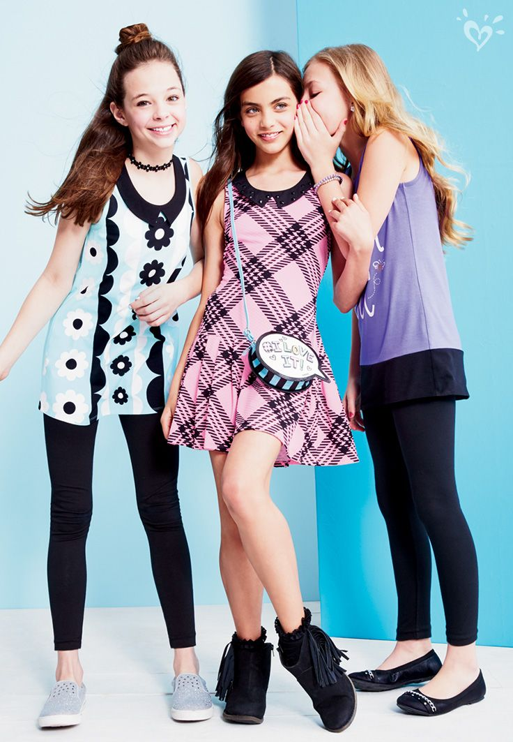 Tween clothing store