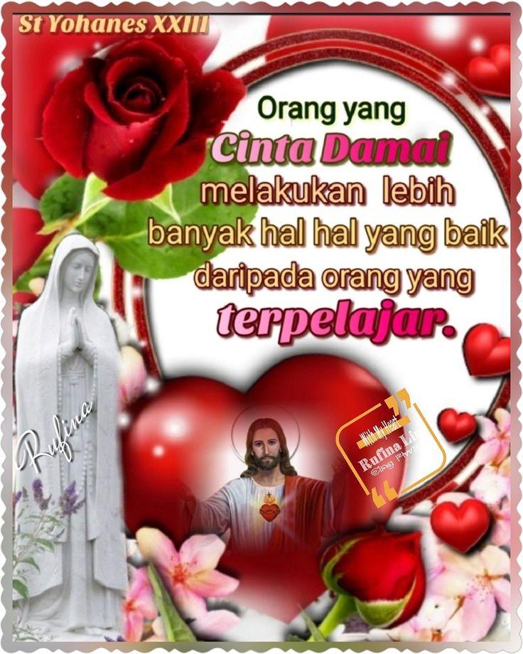 ✿*´¨)*With My Heart 💐🌼 ¸.•*¸.• ✿´¨).• ✿¨) (¸.•´*(¸.•´*(.✿ SELAMAT  BERISTIRAHAT ...TYM ~   Mazmur 133:1 (TB)  Sungguh, alangkah baiknya dan indahnya, apabila saudara-saudara diam bersama dengan rukun!