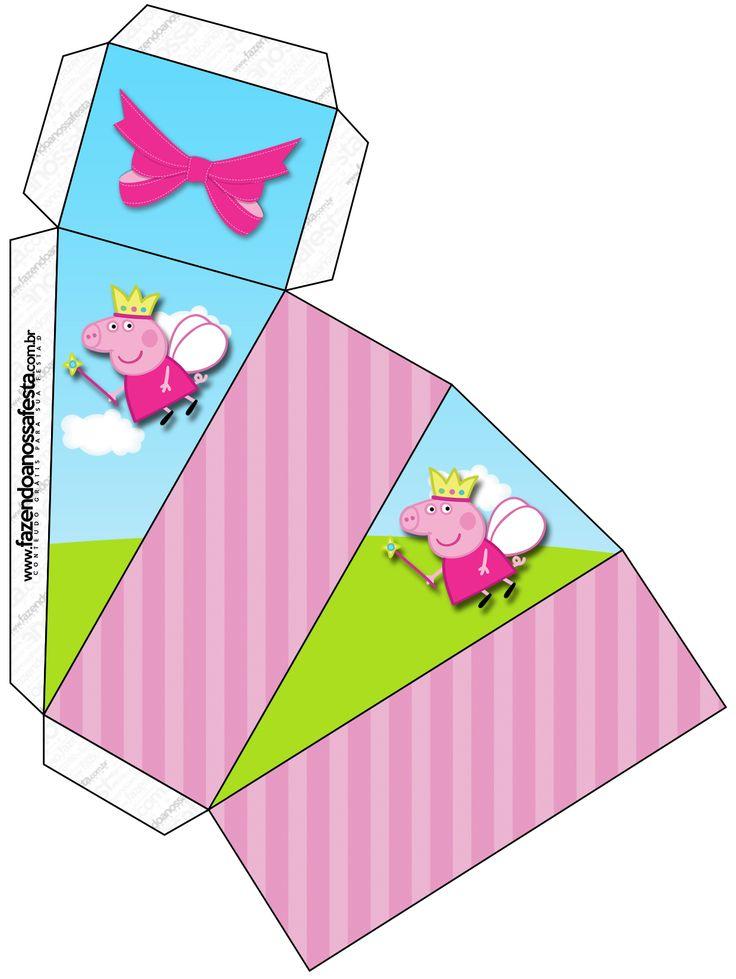 http://fazendoanossafesta.com.br/2014/01/peppa-pig-princesa-kit-completo-com-molduras-para-convites-rotulos-para-guloseimas-lembrancinhas-e-imagens.html