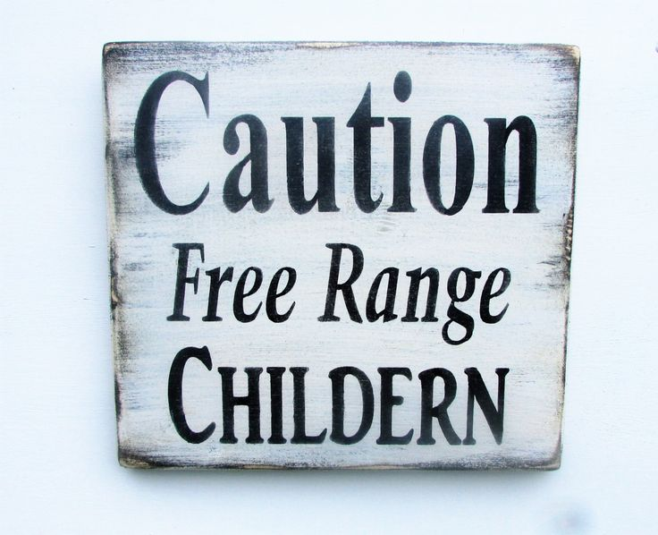 Hand Painted Wood Sign Kids Sign Funny Kids Sign Home School Sign Home Decor Home And