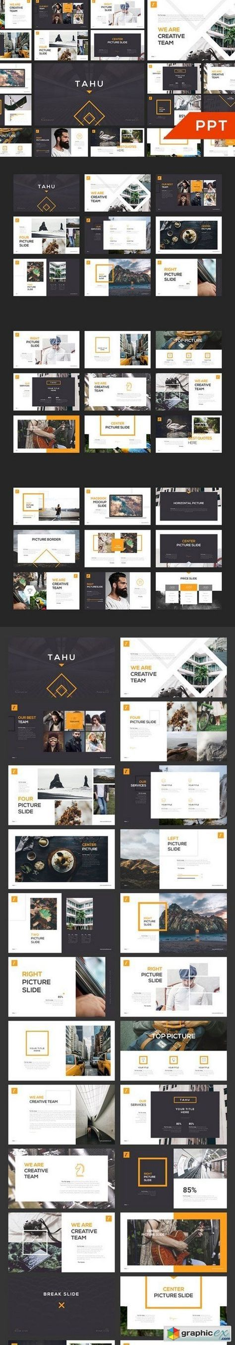 TAHU PowerPoint Template