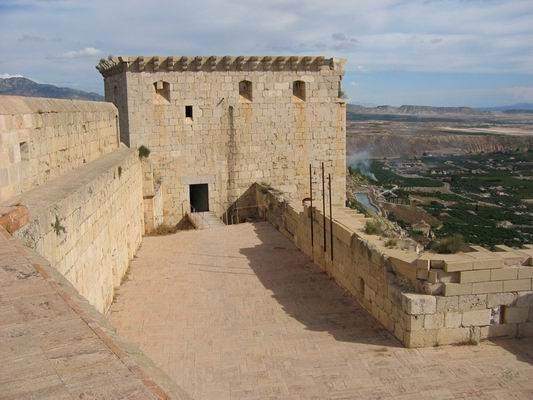Castillo de Mula. Murcia