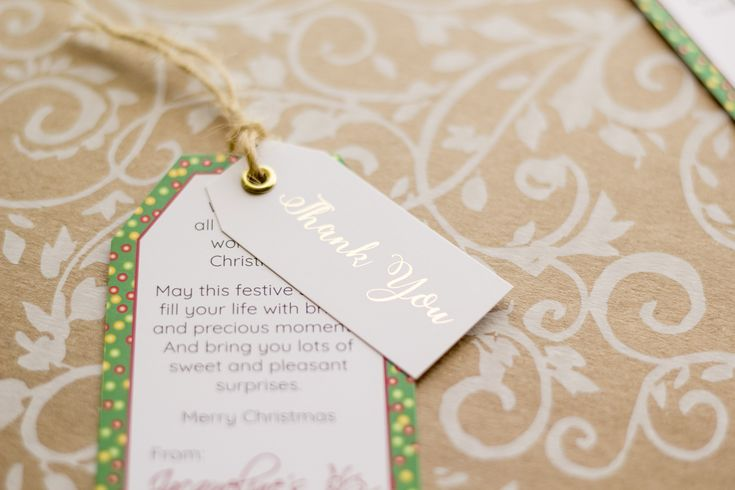 Christmas stationery. Gold foil. Hand foiled. @h_borcherds. Gift tags. Tags.