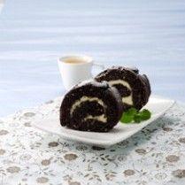 CHOCO CHEESE ROLL CAKE http://www.sajiansedap.com/mobile/detail/1362/choco-cheese-roll-cake