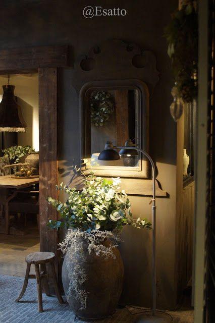25 beste idee n over kerst huis decoraties op pinterest kerstdecor kerst keuken en decoratie - Balk decoratie ...