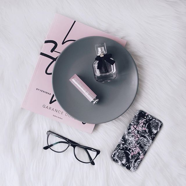 @burga   flatlay | myburga | burga | burgaofficial | flatlay inspiration | instagram photo idea | instagram flatlay | how to take flatlay picture |burga | ysl love spell mon paris perfume | ysl perfume | burga phone case | floral burga phone case | pink floral case | dior sheer lip glow